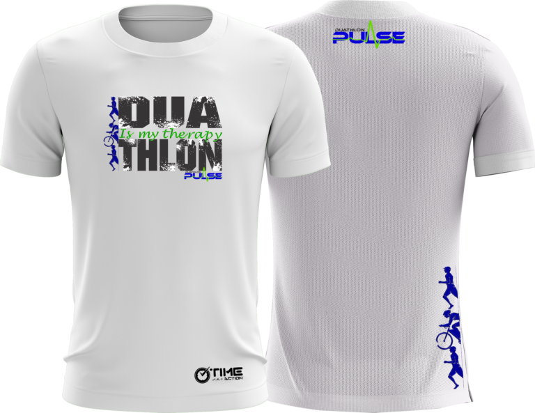 duathlon pulse camiseta sem fundo